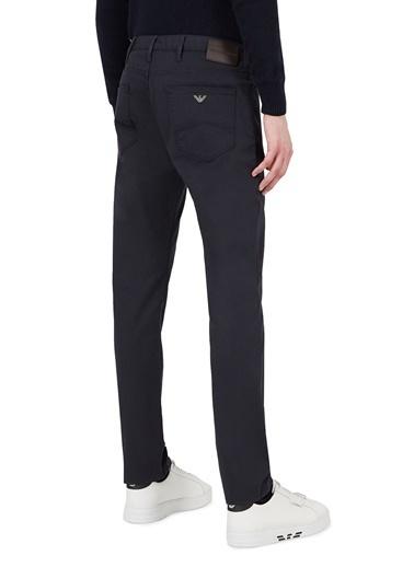Emporio Armani  Slim Fit Cepli Pamuklu J06 Jeans Erkek Pamuklu Pantolon S 8N1J06 1N0Lz 0998 Füme